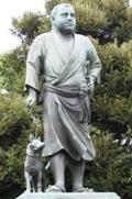 西郷さん銅像