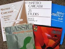 カルカッシ 25の練習曲