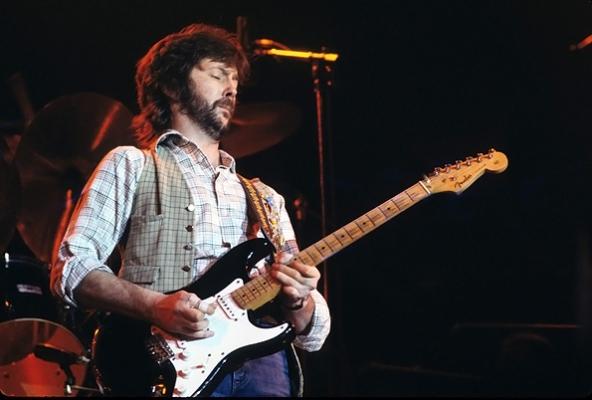 Eric Clapton's'Blackie'