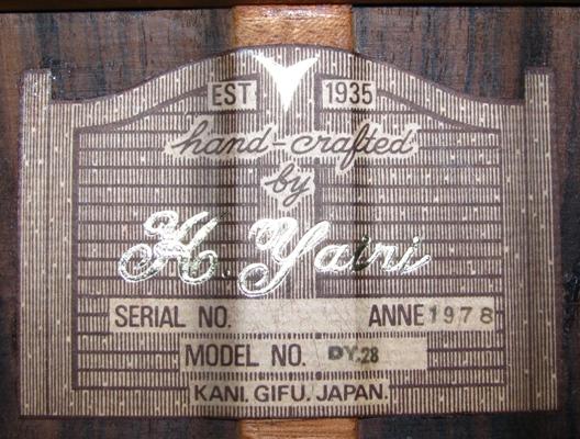 k.yairi_DY-28_label
