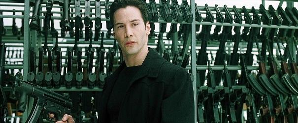 マトリックスの武器庫