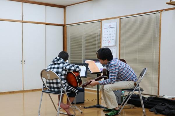 アズール・ギター教室【知多市教室】レッスン室