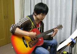 ギター教室 鳴海教室 生徒