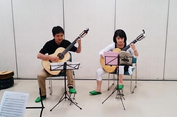ギター2重奏