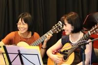 クラシックギター2重奏