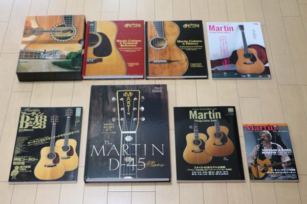 マーティンギターの関連本