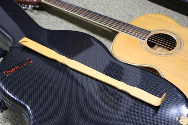 ギターと孫の手