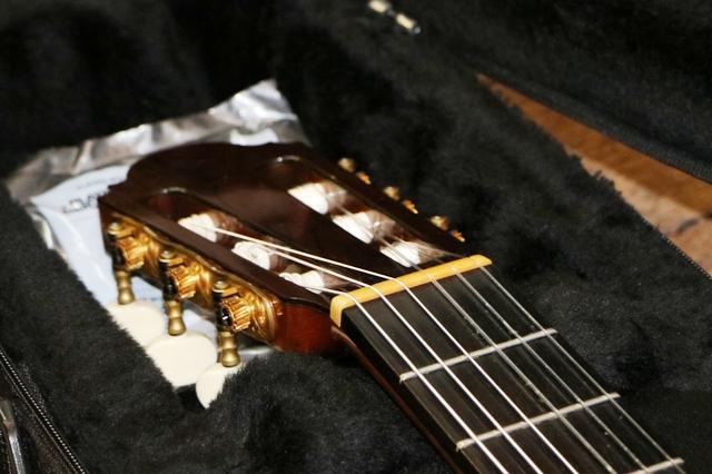 クラシックギター ナット