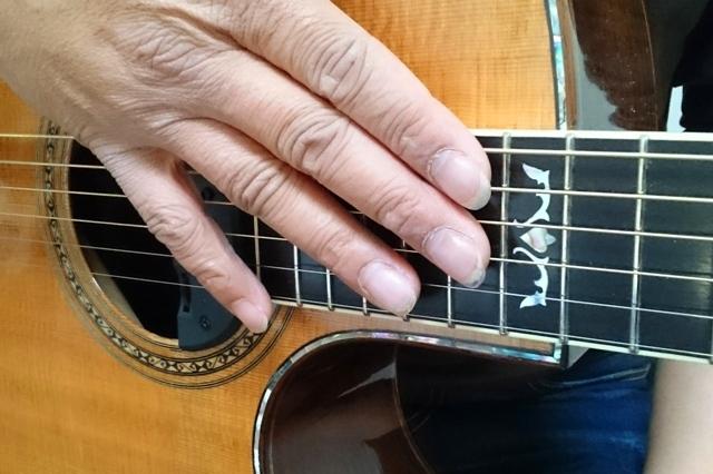 ギター用の爪