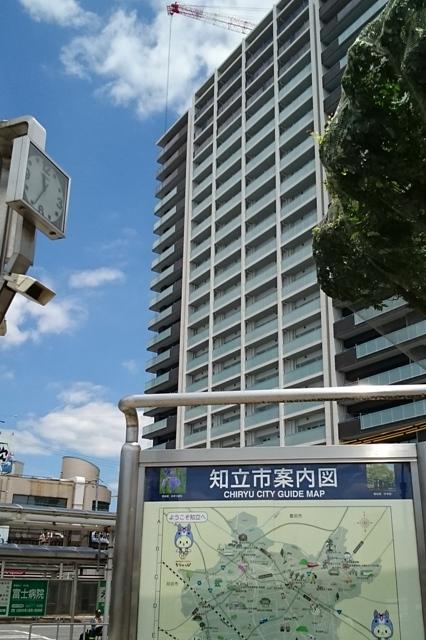 知立駅前の新築マンション