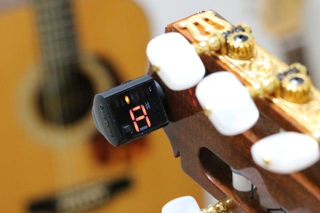 KORG Grip Tune クラシックギター