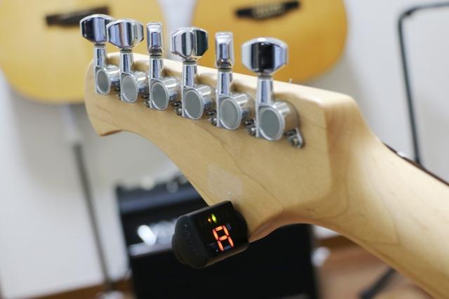 KORG Grip Tune エレキギター