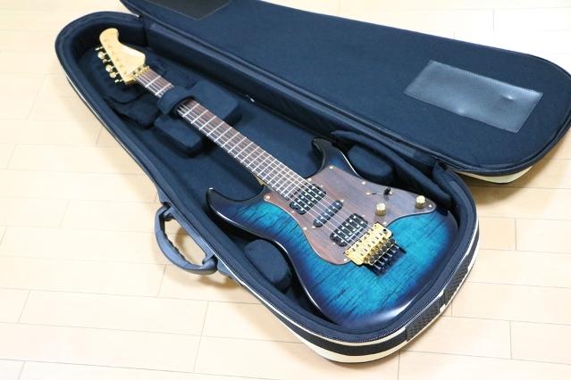 Hotlineのエレキギター