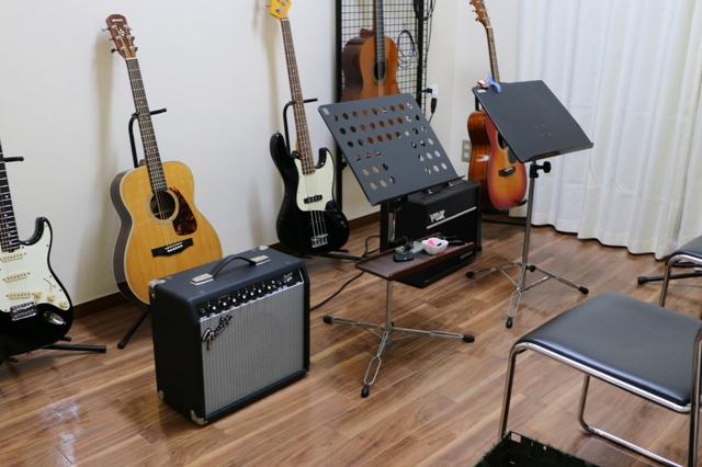 アズール・ギター教室 金山駅前教室3階306教室