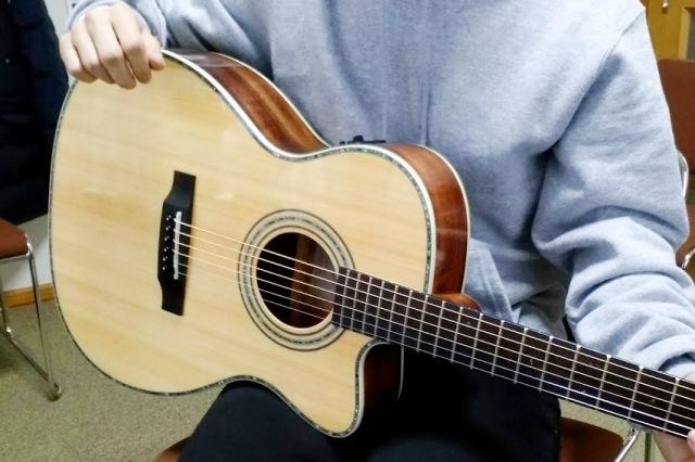 Stafford SF-5C アコースティックギター