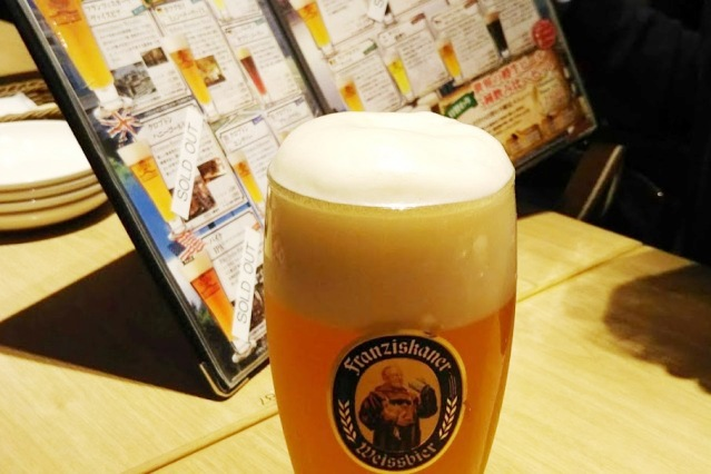 ドイツのビール