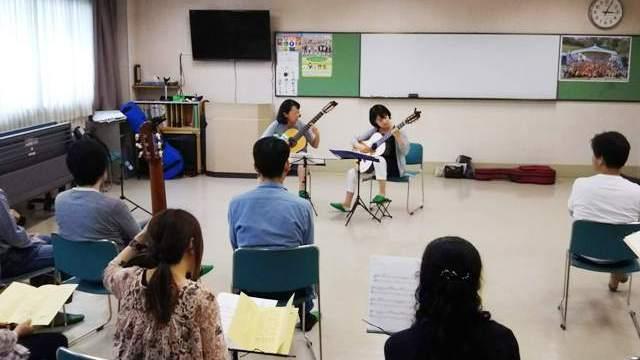 クラシックギター デュオ