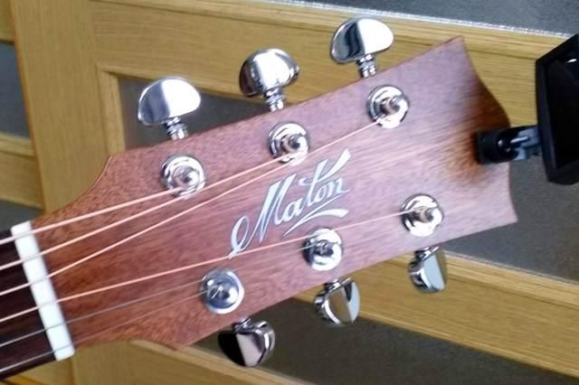 matonのギター