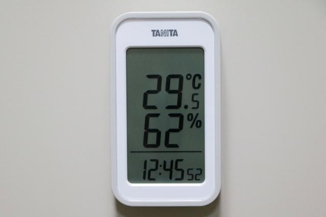 名古屋の温度と湿度