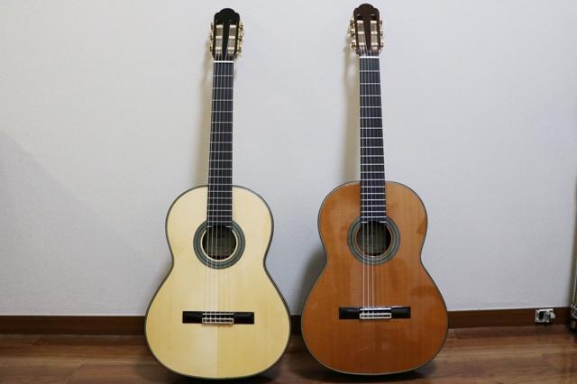 クラシックギター 630mm
