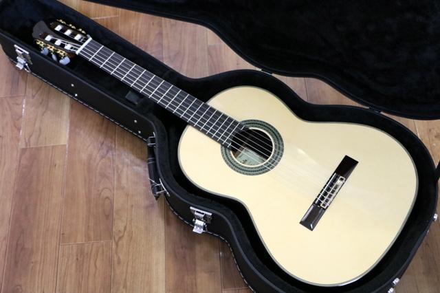 クラシックギター松
