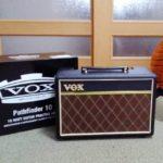 VOX Pathfinder10 アンプ