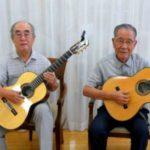 シニアのギター