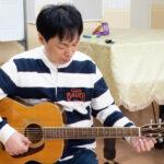 ギター弦の交換