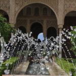 アルハンブラ宮殿 噴水