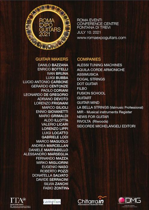 プログラム Roma-expo-guitars-2021